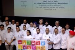 Chefs Manifesto 2019