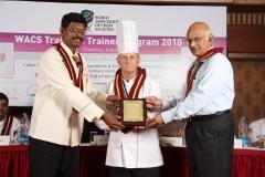 WorldChefs Train the trainer 2010
