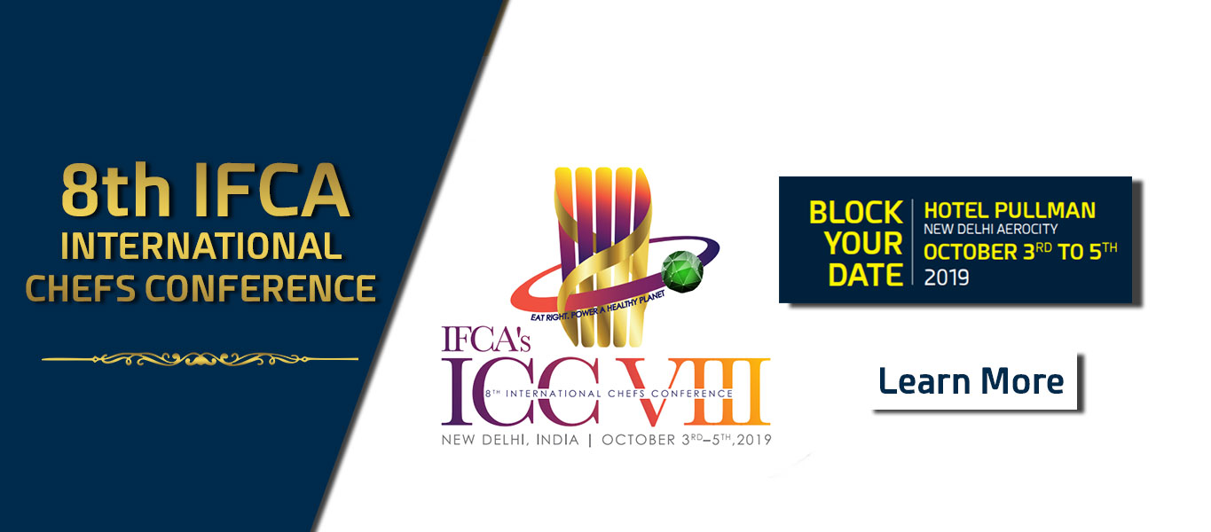 IFCA - Official Website | The Indian Federation of Culinary